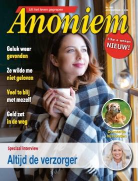 Anoniem 660, iOS & Android  magazine
