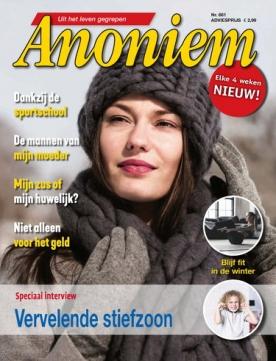Anoniem 661, iOS & Android  magazine