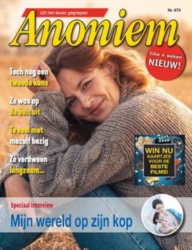 Anoniem 673, iOS & Android  magazine