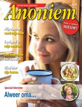 Anoniem 674, iOS & Android  magazine