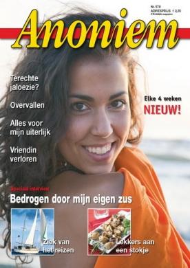 Anoniem 578, iOS & Android  magazine