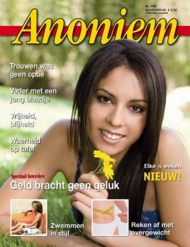 Anoniem 588, iOS & Android  magazine