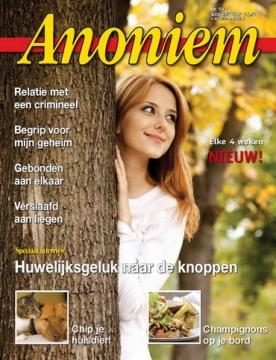 Anoniem 593, iOS & Android  magazine
