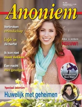Anoniem 602, iOS & Android  magazine