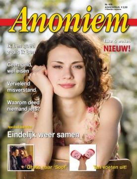 Anoniem 600, iOS, Android & Windows 10 magazine