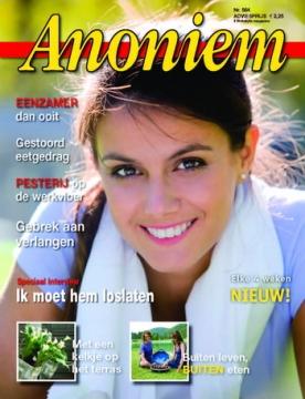 Anoniem 564, iOS & Android  magazine