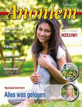 Anoniem 615, iOS & Android  magazine