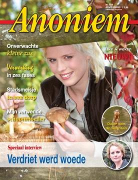 Anoniem 619, iOS & Android  magazine