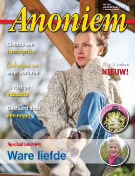 Anoniem 620, iOS & Android  magazine