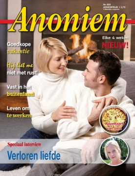 Anoniem 623, iOS magazine