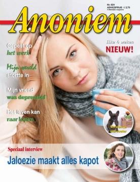 Anoniem 624, iOS & Android  magazine