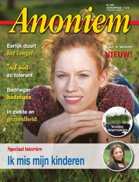 Anoniem 626, iOS magazine