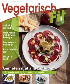 Vegetarisch Fit 26, iOS & Android  magazine