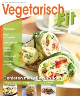 Vegetarisch Fit 21, iOS & Android  magazine