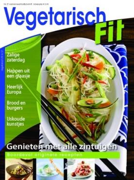 Vegetarisch Fit 27, iOS & Android  magazine