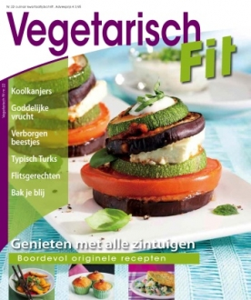 Vegetarisch Fit 22, iOS & Android  magazine