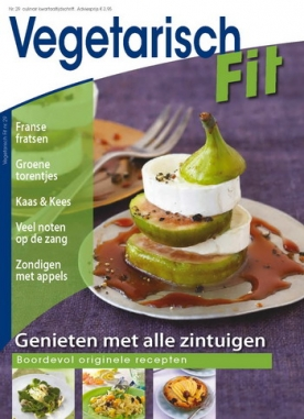 Vegetarisch Fit 29, iOS & Android  magazine