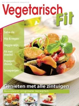 Vegetarisch Fit 31, iOS & Android  magazine