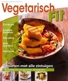 Vegetarisch Fit 23, iOS & Android  magazine