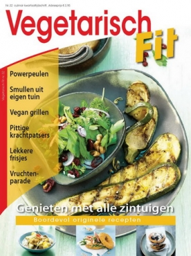 Vegetarisch Fit 32, iOS & Android  magazine