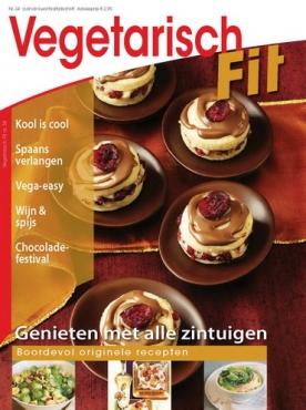 Vegetarisch Fit 34, iOS & Android  magazine