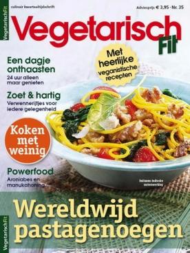 Vegetarisch Fit 35, iOS & Android  magazine