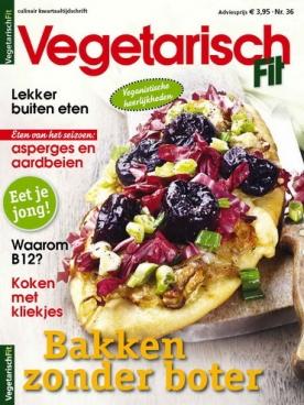 Vegetarisch Fit 36, iOS & Android  magazine