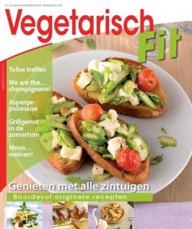 Vegetarisch Fit 24, iOS & Android  magazine
