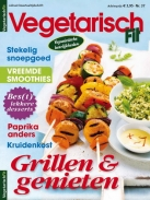 Vegetarisch Fit 37, iOS & Android  magazine