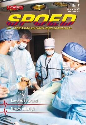 Spoed 7, ePub magazine