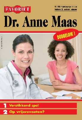 Dr. Anne Maas 918, iOS & Android  magazine