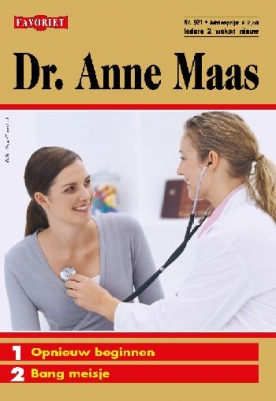 Dr. Anne Maas 921, iOS & Android  magazine