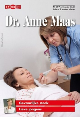 Dr. Anne Maas 927, iOS & Android  magazine