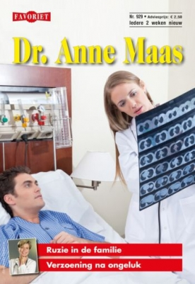 Dr. Anne Maas 929, iOS & Android  magazine