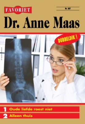 Dr. Anne Maas 887, iOS & Android  magazine