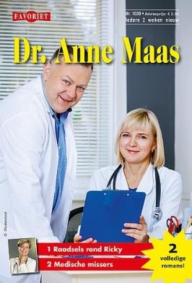 Dr. Anne Maas 1030, ePub magazine