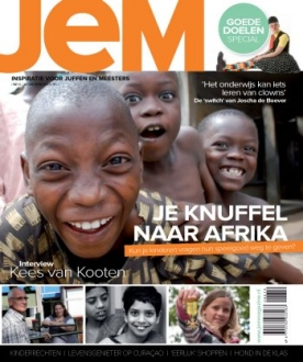 JEM 6, iOS & Android  magazine