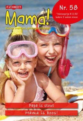 Mama 58, ePub magazine