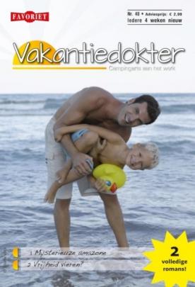Vakantiedokter 40, ePub magazine