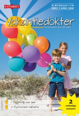 Vakantiedokter 45, ePub magazine
