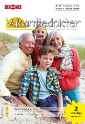 Vakantiedokter 47, ePub magazine