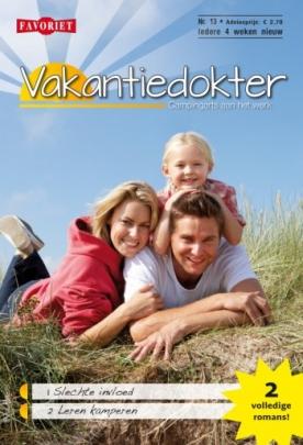 Vakantiedokter 13, ePub magazine