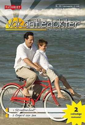 Vakantiedokter 18, ePub magazine