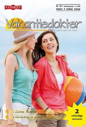 Vakantiedokter 33, ePub magazine
