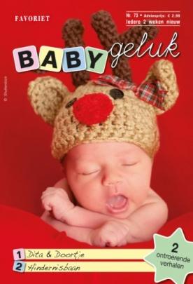Babygeluk 73, ePub magazine