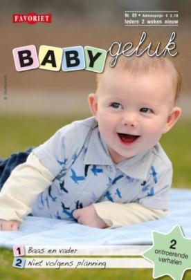 Babygeluk 9, ePub magazine