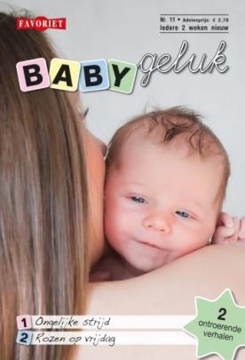 Babygeluk 11, ePub magazine