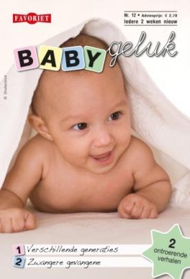Babygeluk 12, ePub magazine