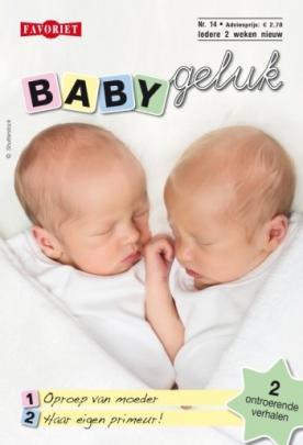 Babygeluk 14, ePub magazine