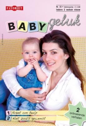 Babygeluk 23, ePub magazine